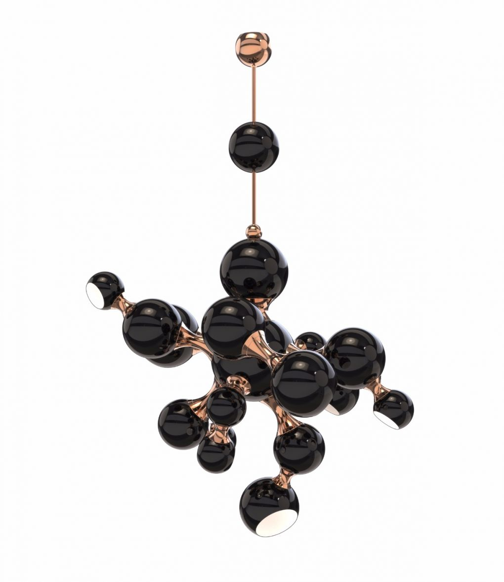 Maison et Objet 2018 Why Atomic is The New Favorite Chandelier 5
