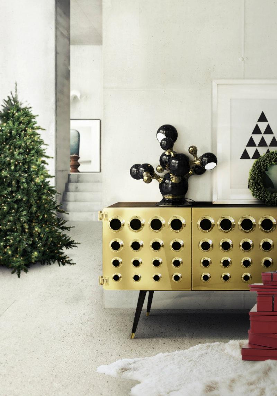 Украсьте свой новогодний интерьер уникальными золотыми светильниками бренд Украсьте свой новогодний интерьер уникальными золотыми светильниками The Best Christmas Gifts That Will Guarantee You E2 80 99re Invited Back 4