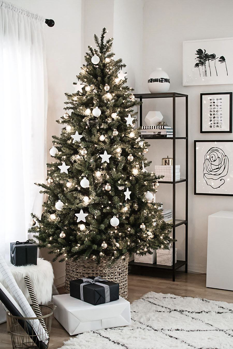 What's Hot on Pinterest: 5 Scandinavian Christmas Decorations