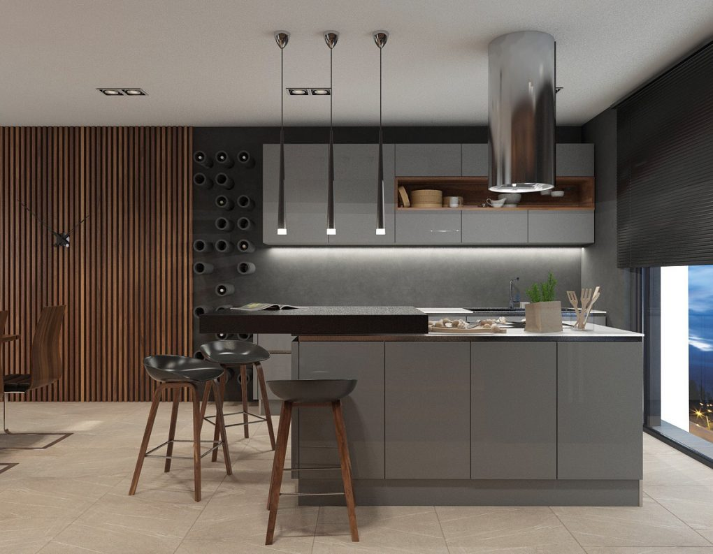 Discover Why This Open Plan Kitchen Has The Best Lighting Design! 4 Best  Lighting Design