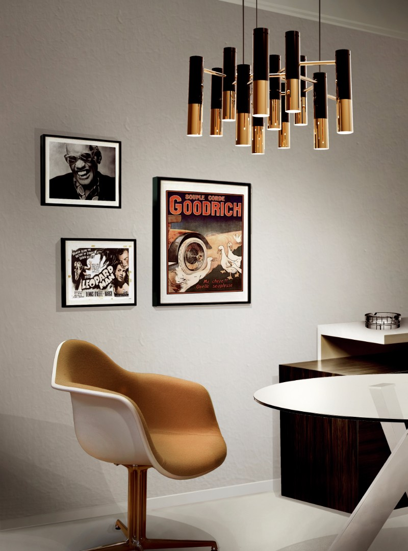 Essential Living Room Chandeliers for Your Mid-Century Modern Home 10