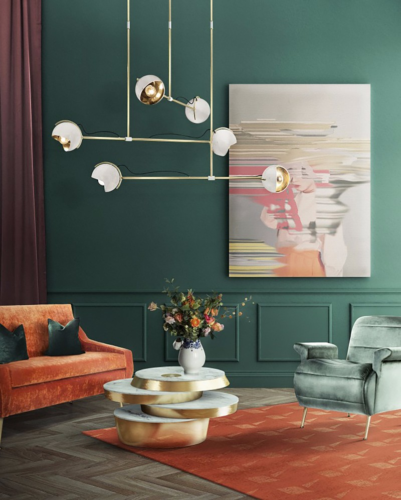 Essential Living Room Chandeliers for Your Mid-Century Modern Home 2