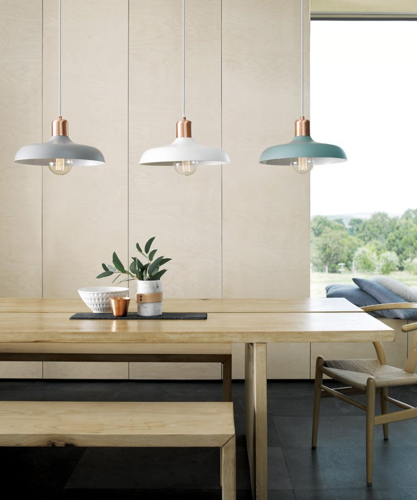 Metal Trend Start Your Home Renovation with Copper Home Accessories 2