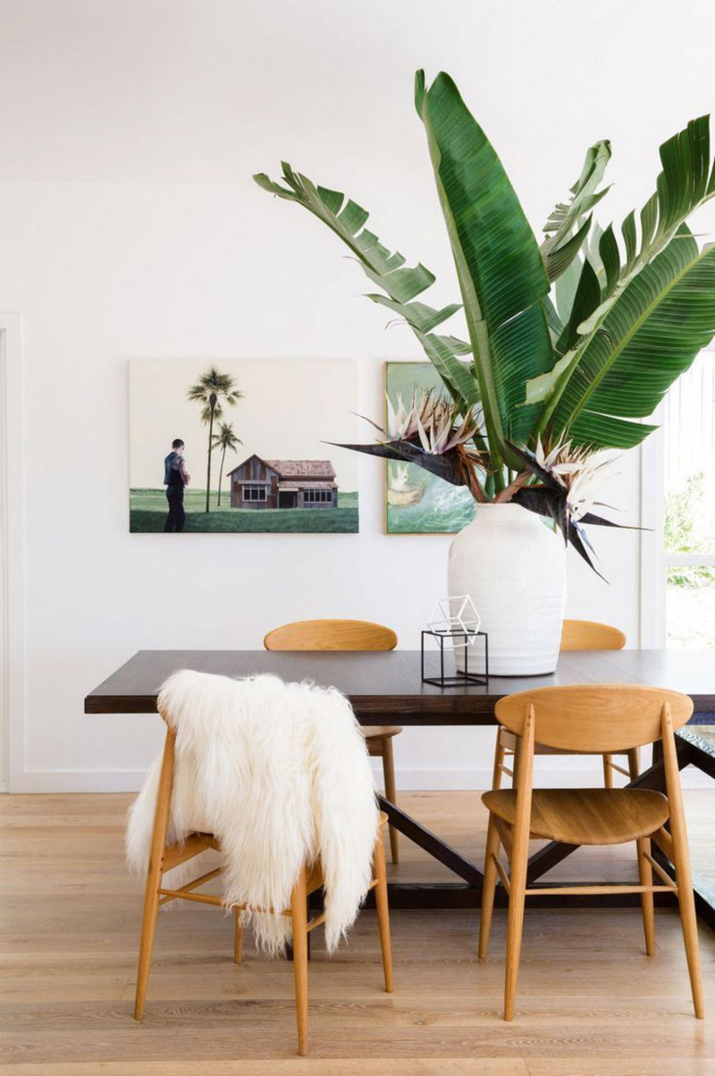 What's Hot on Pinterest 5 Scandinavian Dining Rooms 1