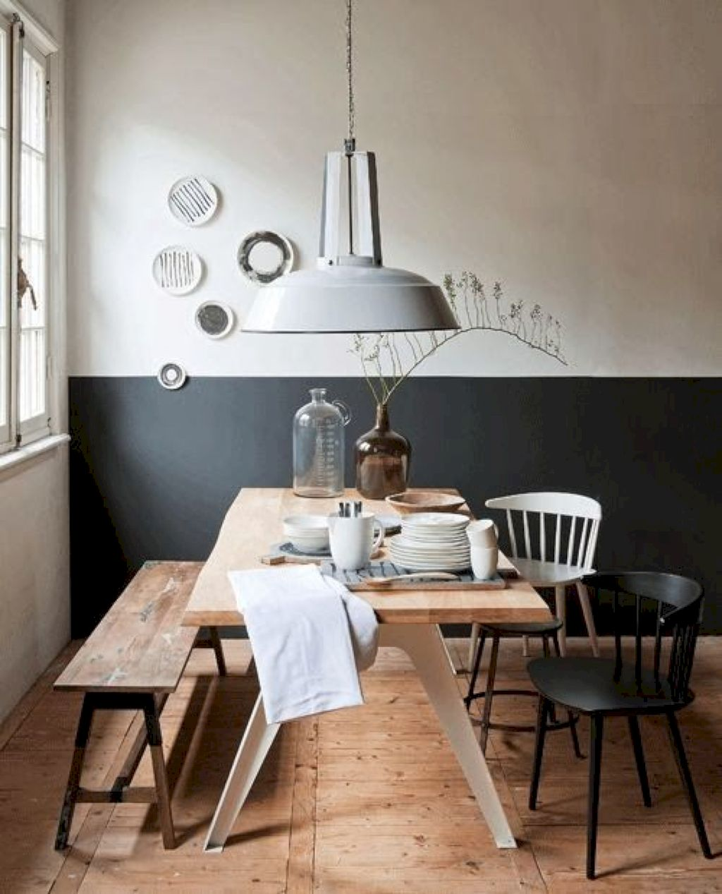 What's Hot on Pinterest 5 Scandinavian Dining Rooms 5