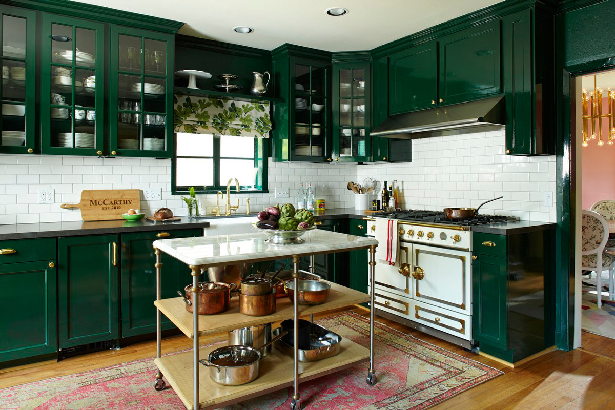 5 Kitchen Trends You Should Know in 2018