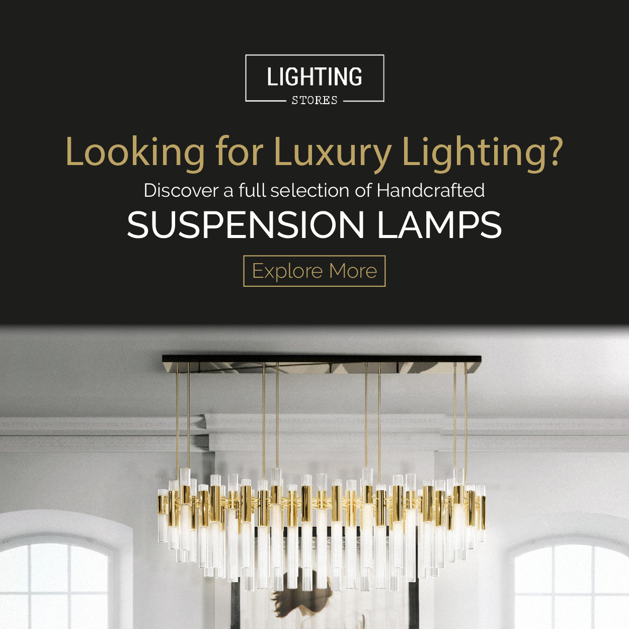 Lighting Stores Suspension Lamps