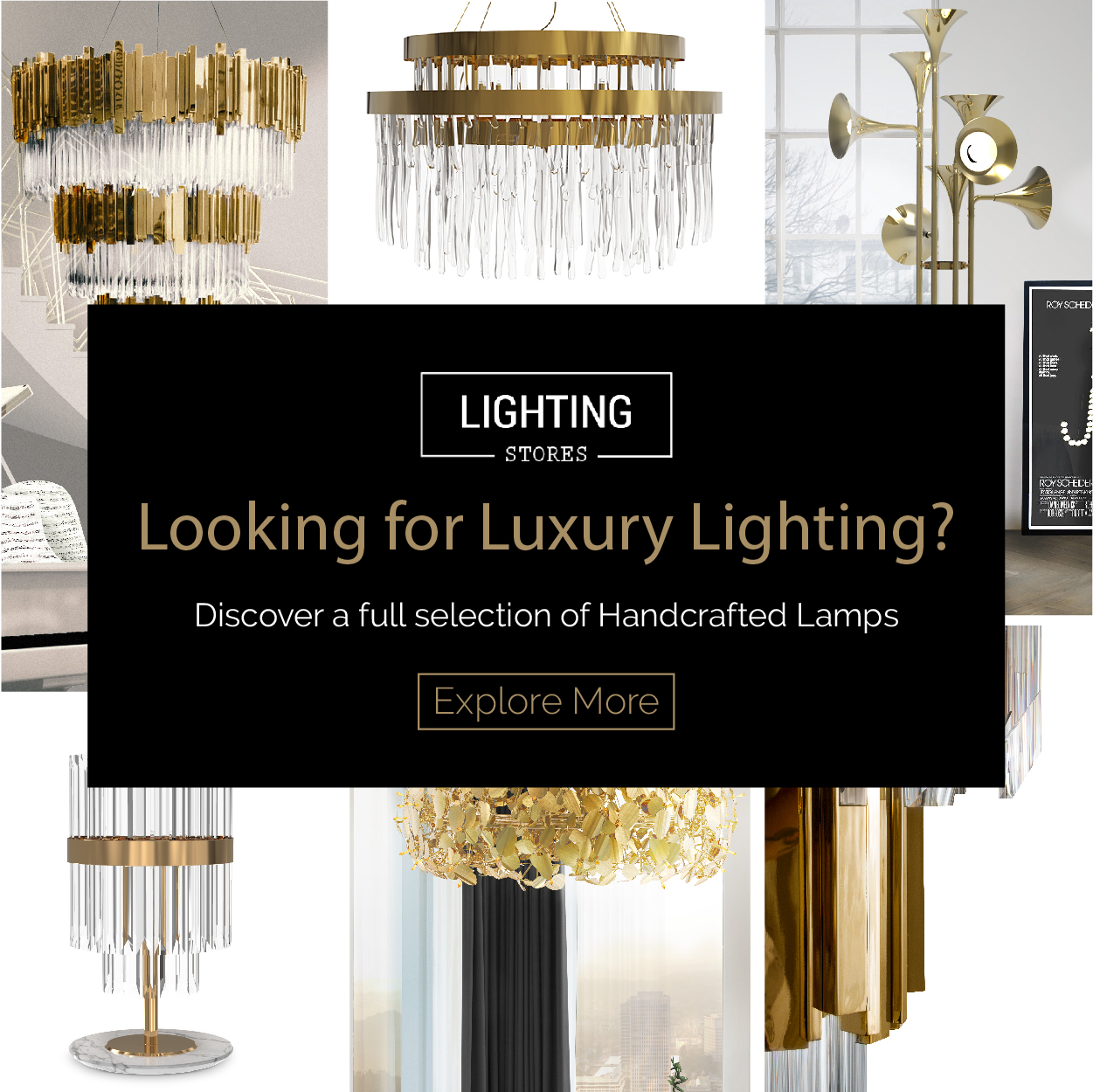 Lighting Stores Geral Lamps  home BANNER 20SD 08