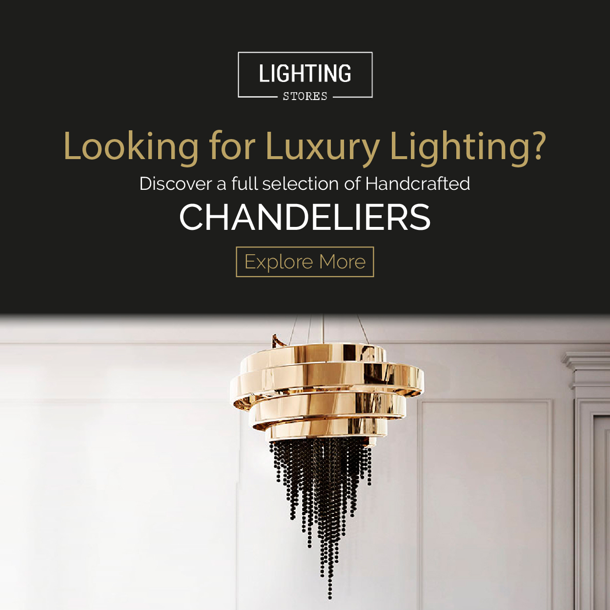 Lighting Stores Chandeliers Lamps  Home BANNER 20SD 04