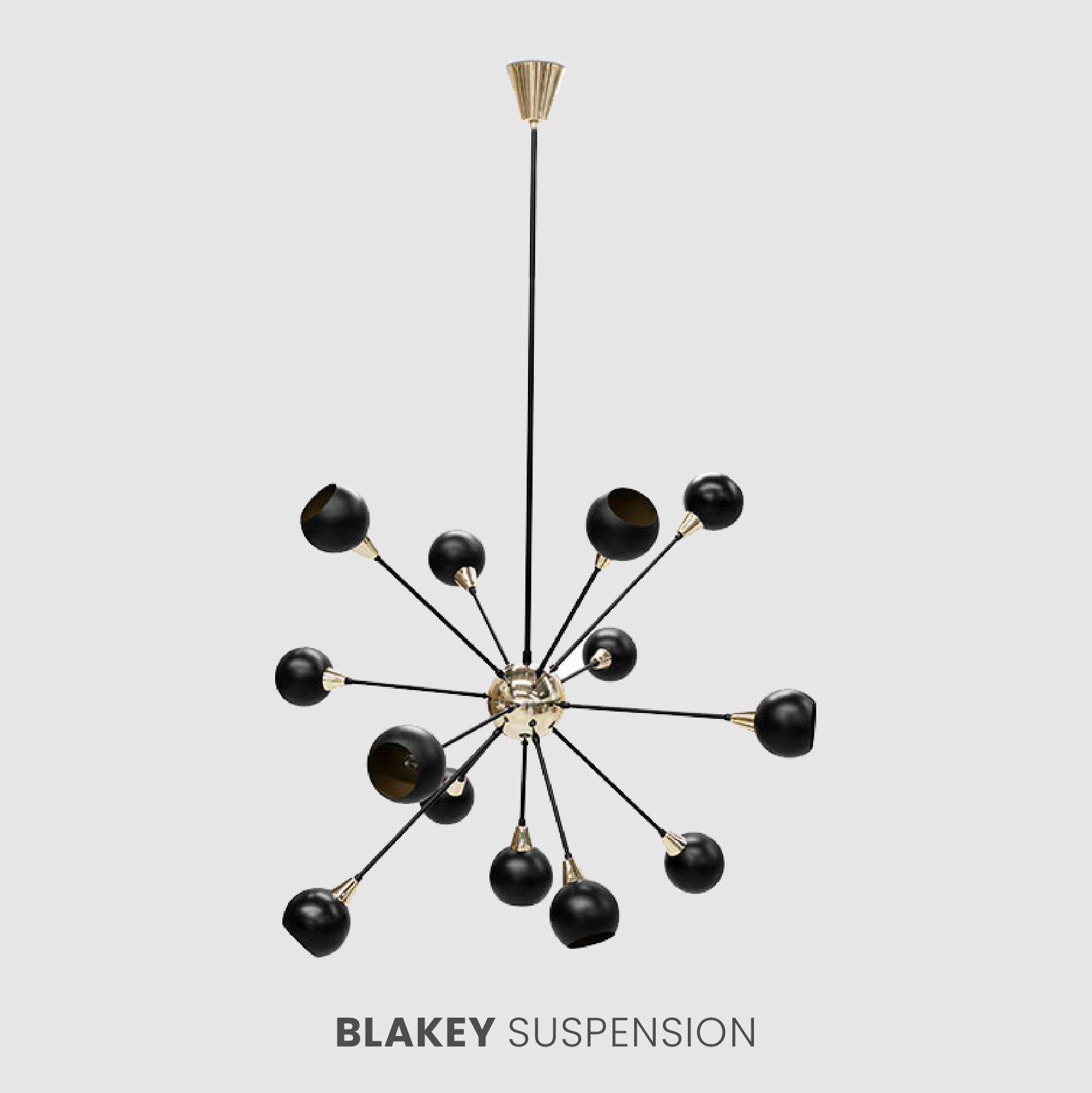 Blakey Suspension