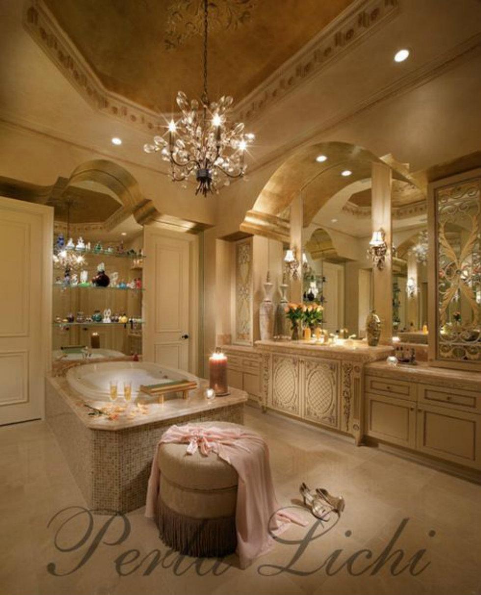 Top 5 Luxury Bathroom Lighting