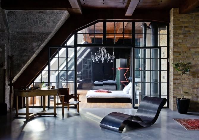 2 Loft Apartment Decorating Ideas Interior Design London Lighting