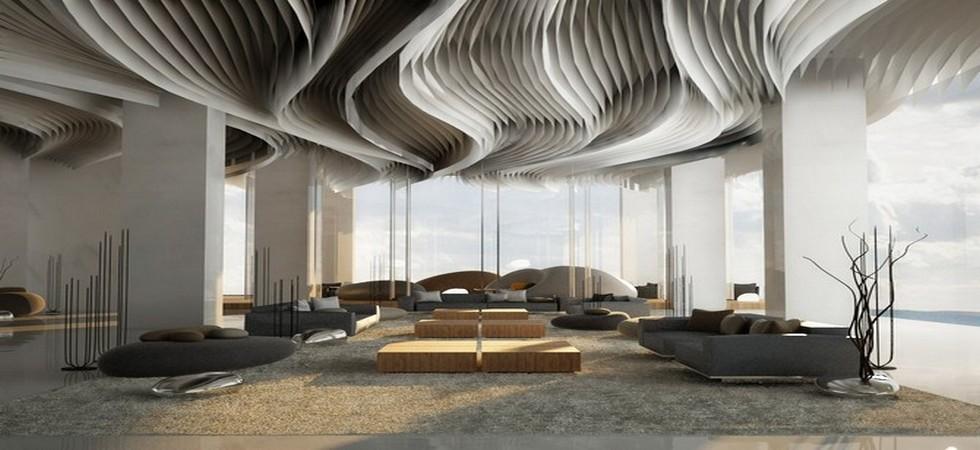 Luxury hotels lighting inspiration in design for Hospitality interior design inspiration