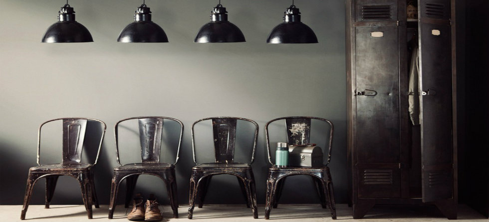 Ways to get an industrial style to your home