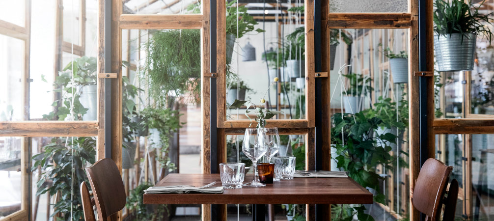 Genbyg Creates Indoor Garden Made Of Recycled Materials Unique Blog