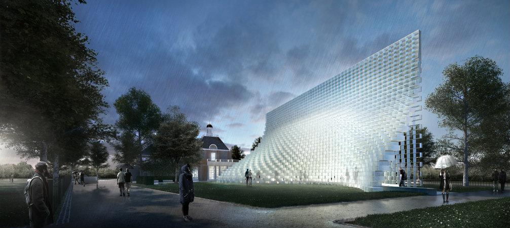 2016 Serpentine Gallery Pavillion designed by Bjarke Ingels (1)