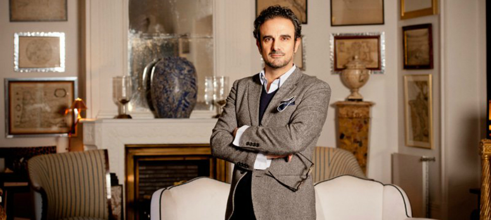 TRENDZINE Lorenzo Castillo, From antiques to decor