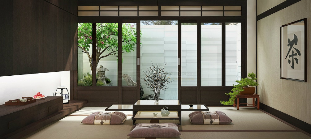 Ways to add japanese style to your interior design Japanese bathroom interior design