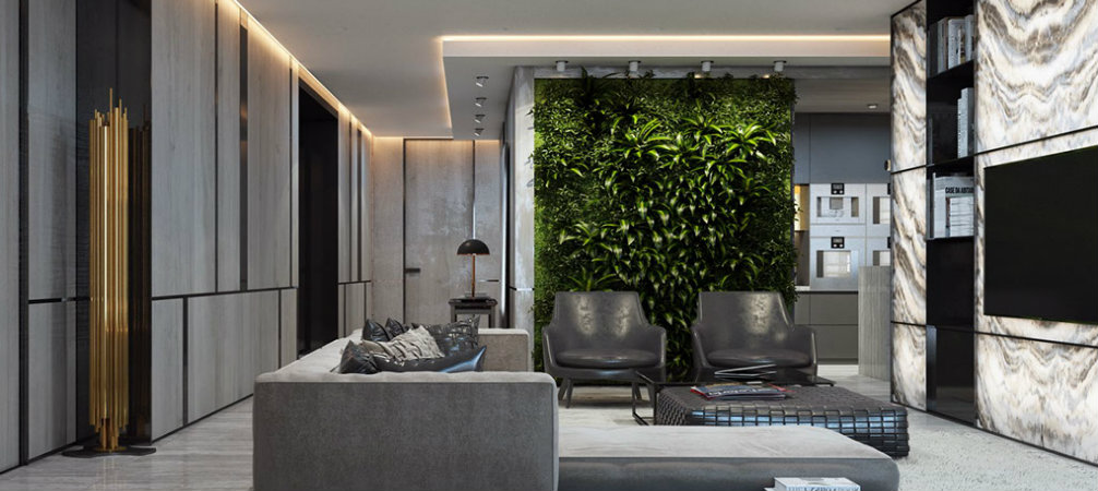 minimalist HOUSE IN MIAMI BY YØDEZEEN