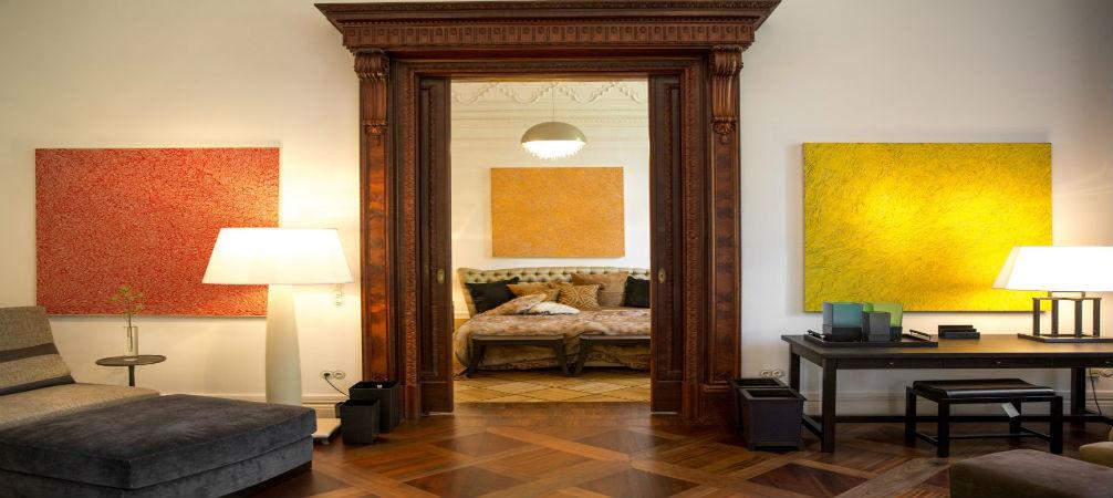 Ulrich Stein: Interior design at its best!