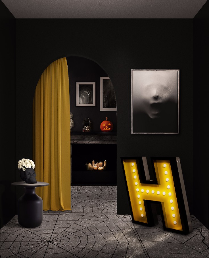 15 Great Decorating Ideas for Halloween 1