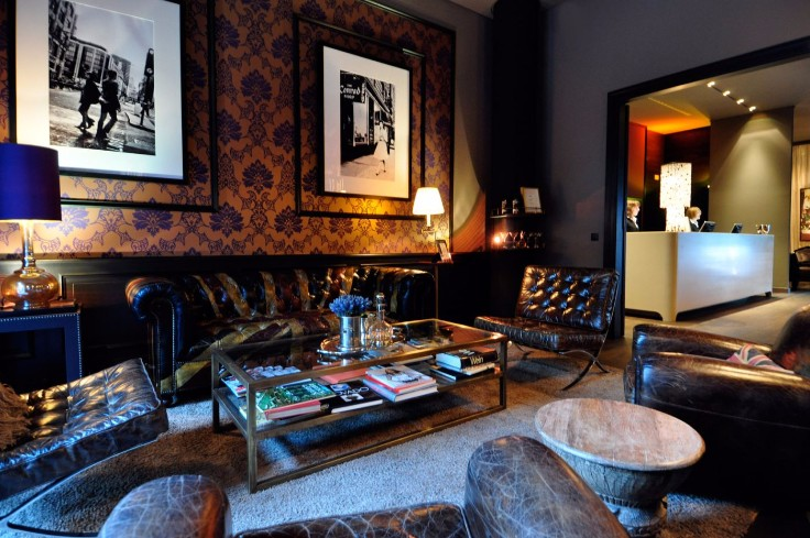 The george hotel when little details make all the difference for Designhotel hamburg