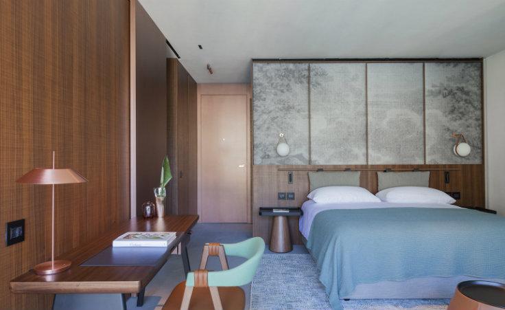 il sereno italy the new mid century modern hotel mid century modern il sereno