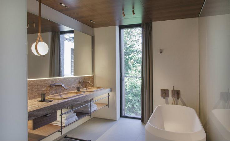 italy the new mid century modern hotel mid century modern il sereno
