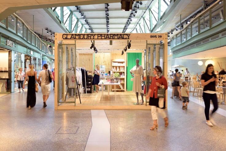 Bikini Berlin: A New Concept of Shopping Where Creative Ideas Have Place