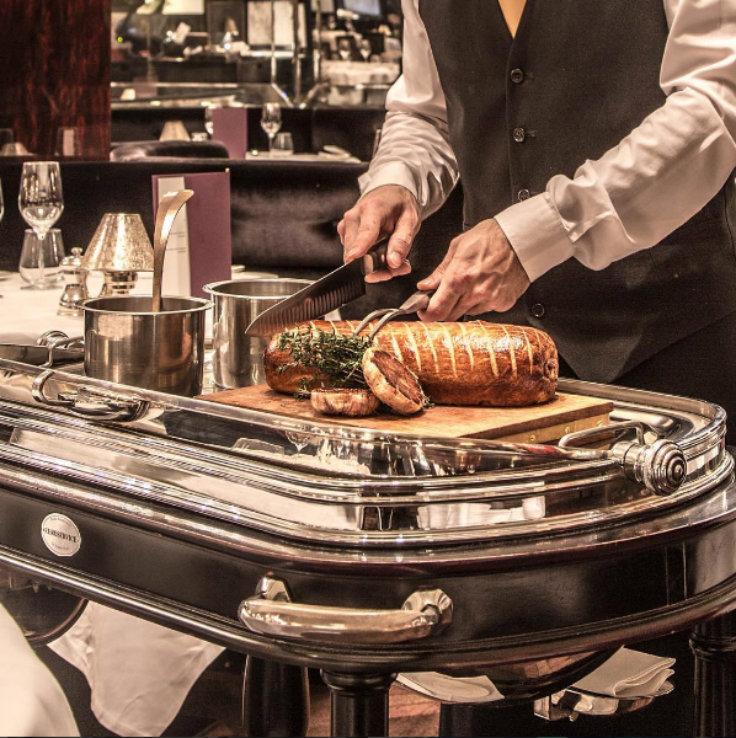 London's best restaurants at London Restaurant Festival