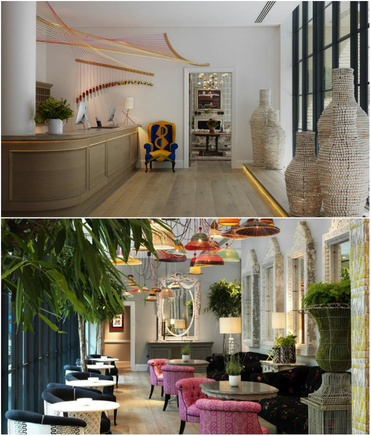 Unique things in the world 5 outstanding hotels in london for Unique hotels in the world