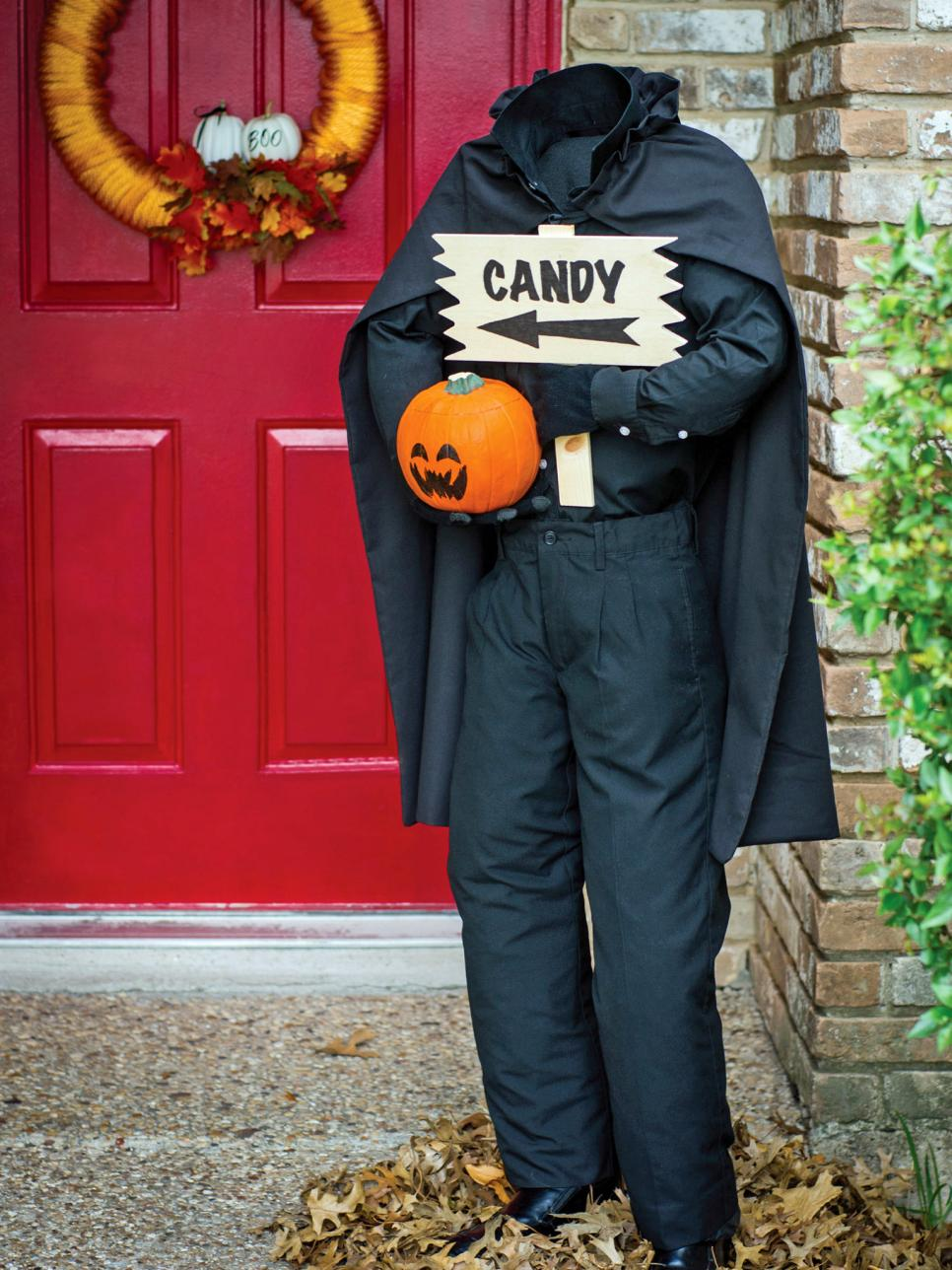 15 Great Decorating Ideas For Halloween Delightfull Blog - Use-pumpkins-to-decorate-your-house-for-halloween