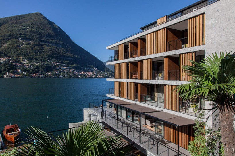 Get to know Urquiola's interior designs in Sereno Hotel