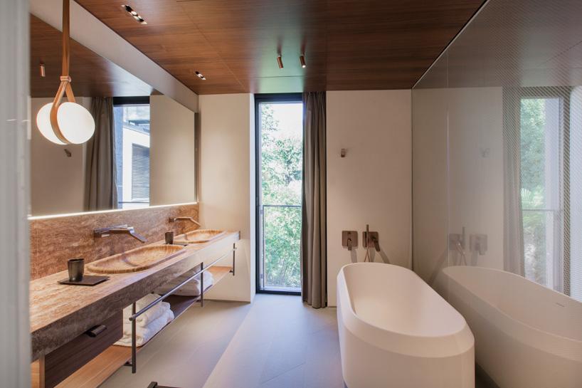 Get to know Patricia Urquiola's interior designs in Sereno Hotel