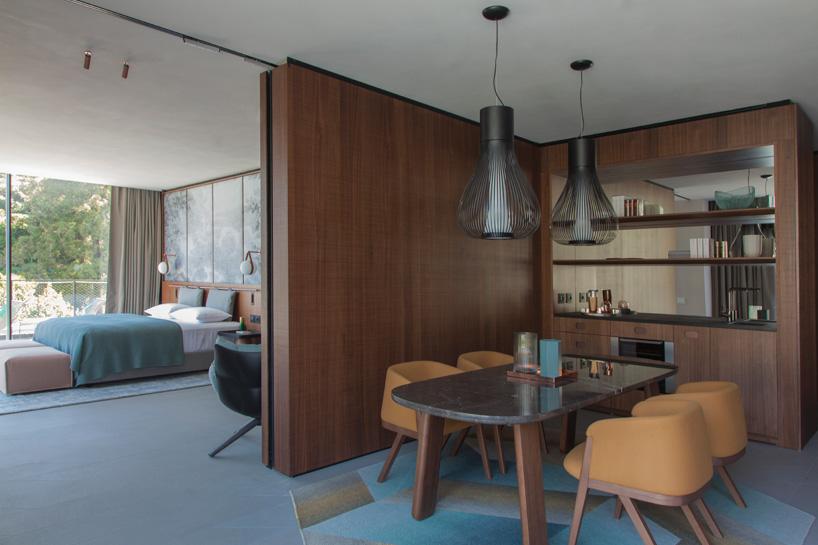 Patricia urquiola il sereno hotel como italy designboom 09 for Hotel design italia