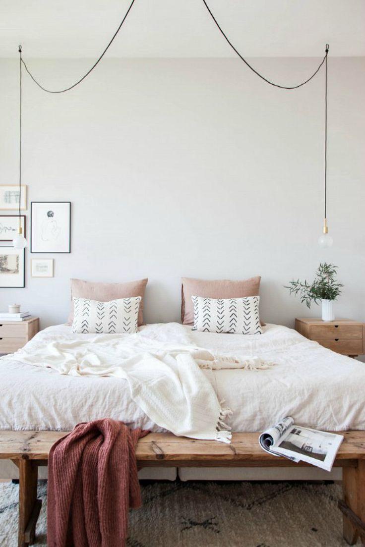 Best ways to adorn your bedroom with scandinavian design for Ways to design your bedroom