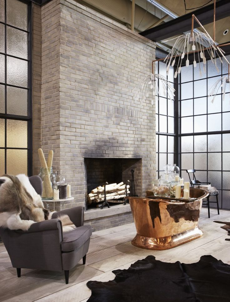 DECOR TIPS: GET THE PERFECT INDUSTRIAL STYLE