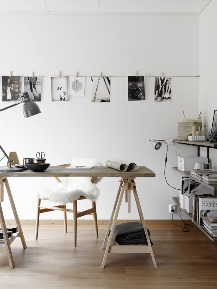 Table Lamp For A Scandinavian Design