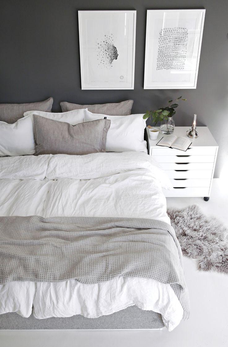 Best ways to adorn your bedroom with scandinavian design for Bett scandinavian design
