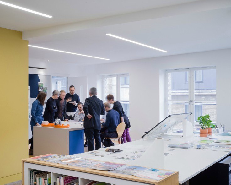 architecture plb - Take a look at those amazing 18 studios in London