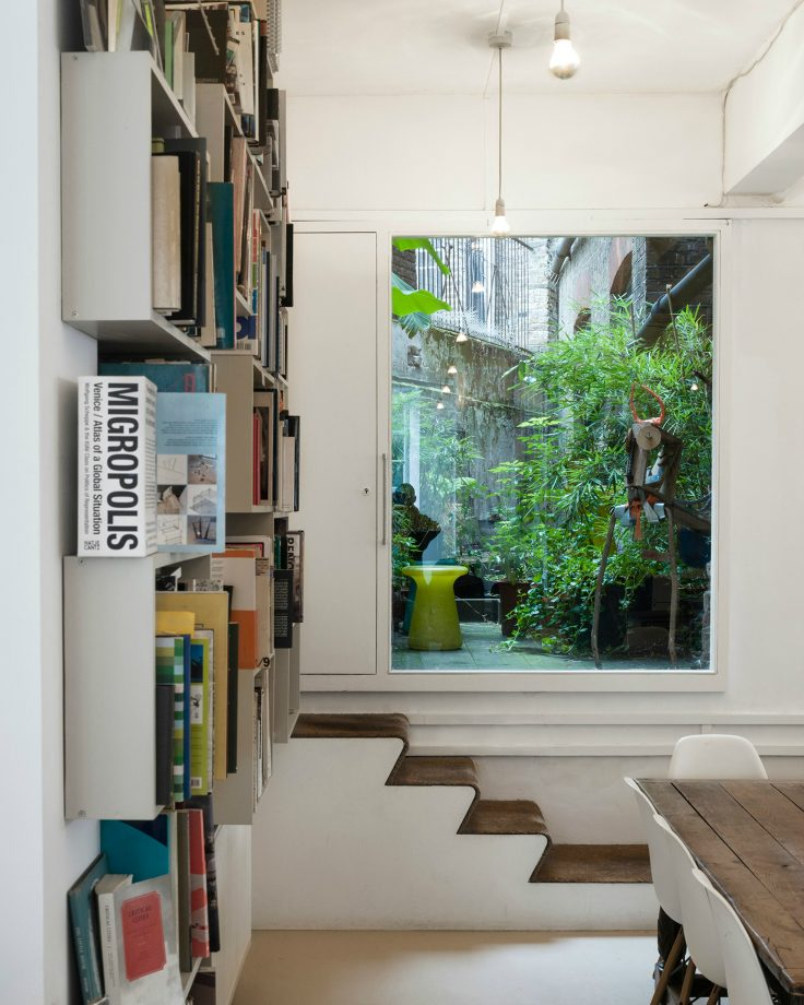 ash sakula - Take a look at those amazing 18 Architect studios in London