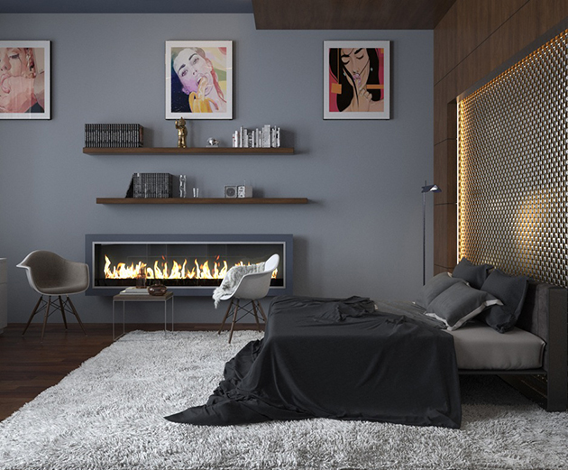 BEDROOM IDEAS: 18 MODERN AND STYLISH DESIGNS