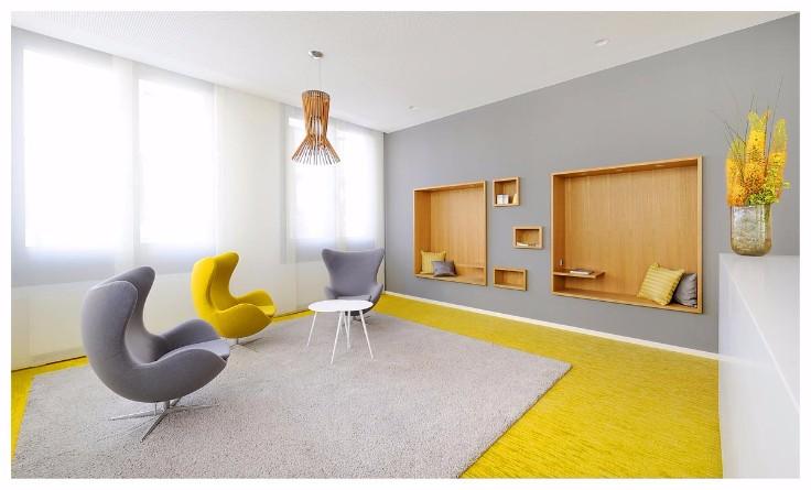 Heerwagen Design Consulting: An Empty Room Brings A Lot Of New Ideas Design  Consulting Heerwagen