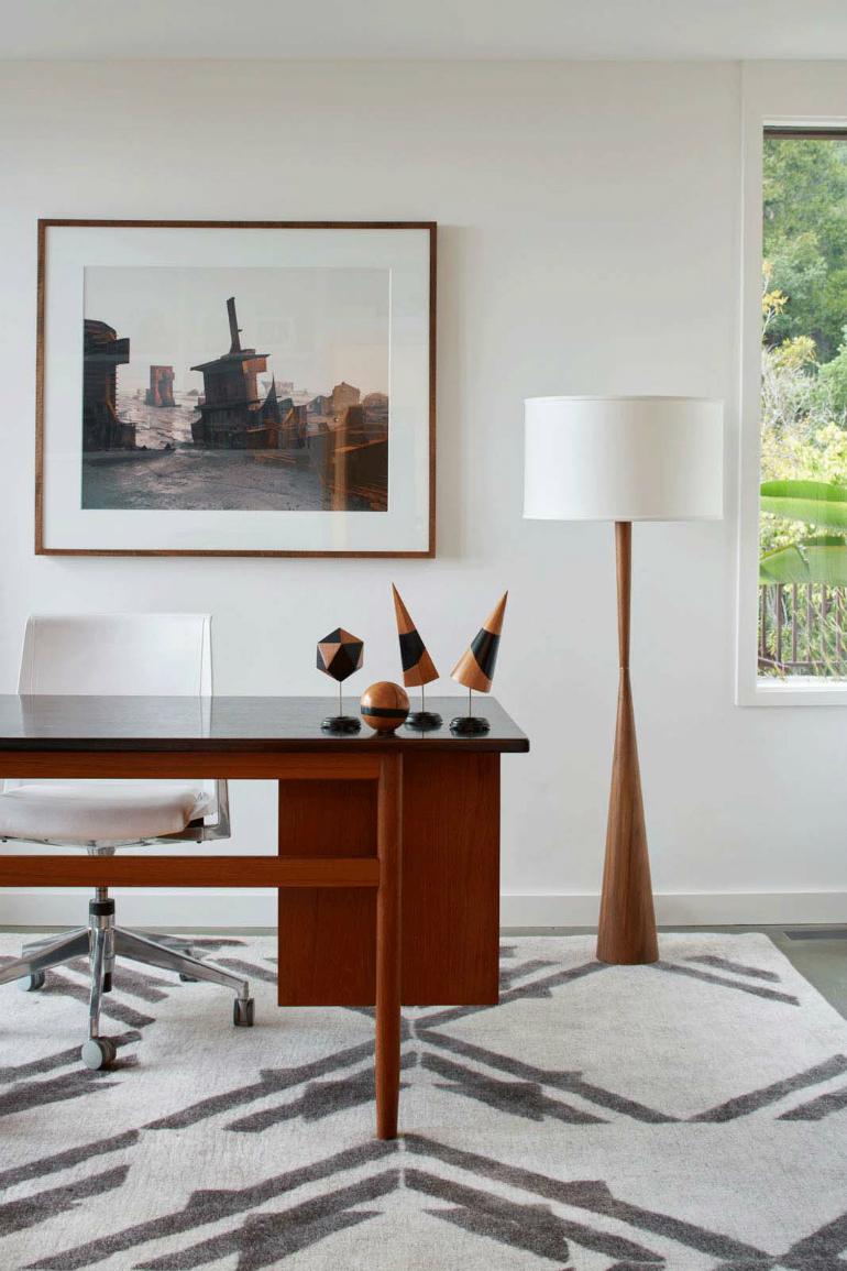 Living Room ideas: Mid-Century Home in Berkeley Hills