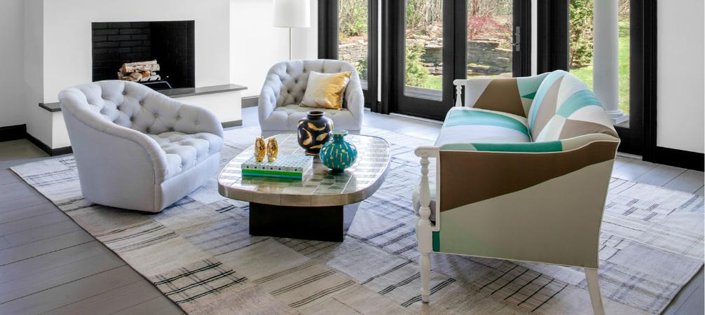 Montauk Mid-Century Modern Home Makeover