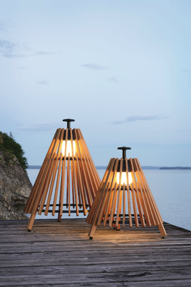 Outdoor To Use In A Deck Or Patio Floor Lamps