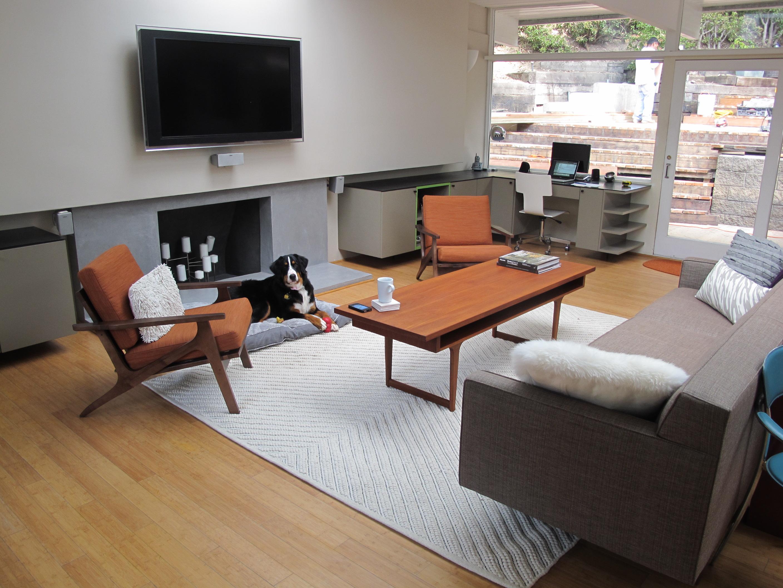 10 INSPIRING MID-CENTURY MODERN LIVING ROOMS