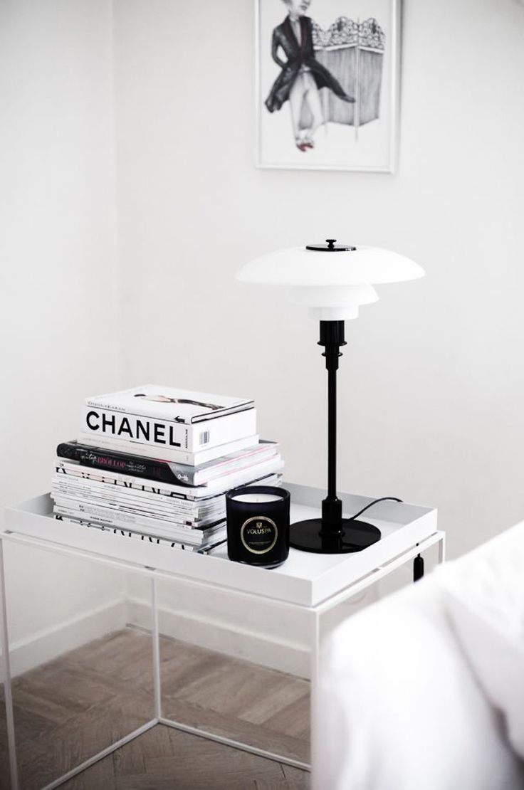 HOW TO CHOOSE THE BEST TABLE LAMP FOR A SCANDINAVIAN DESIGN LOOK