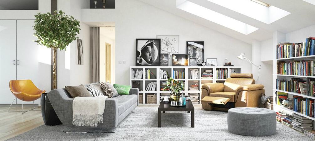 10 Happy Living Room Ideas With Plants Unique Blog