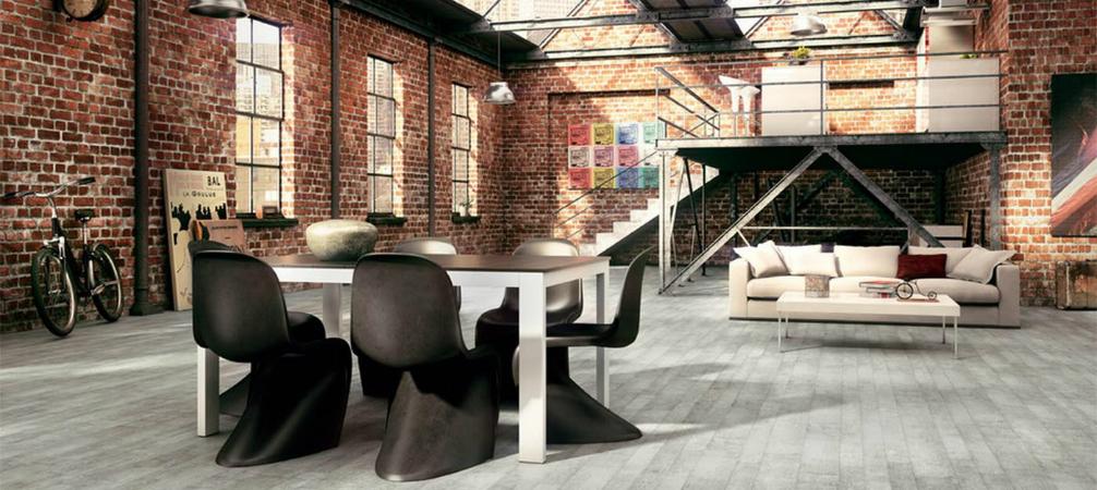 10 Industrial Interiors Using Rustic Brick Walls Unique Blog
